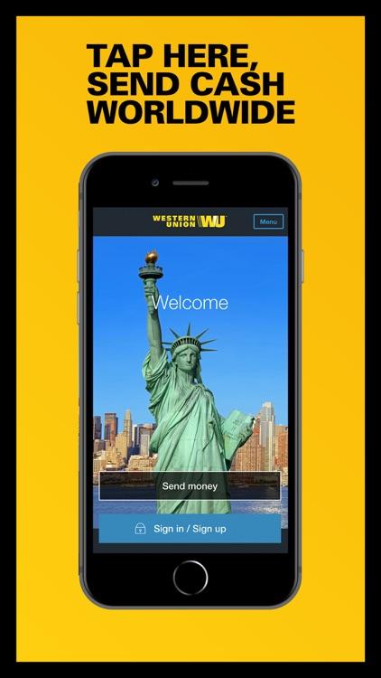 WesternUnion US Money Transfer screenshot-0
