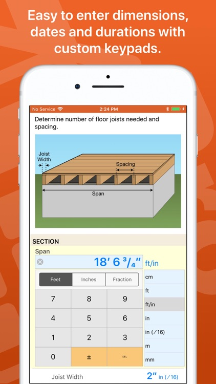 Home Builder Pro Calcs screenshot-5