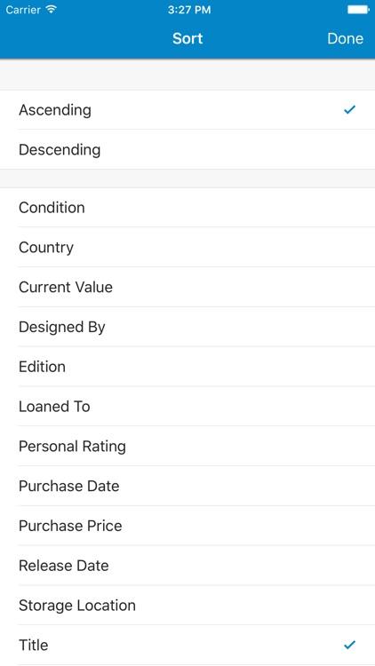 Doll Collector List Database screenshot-3