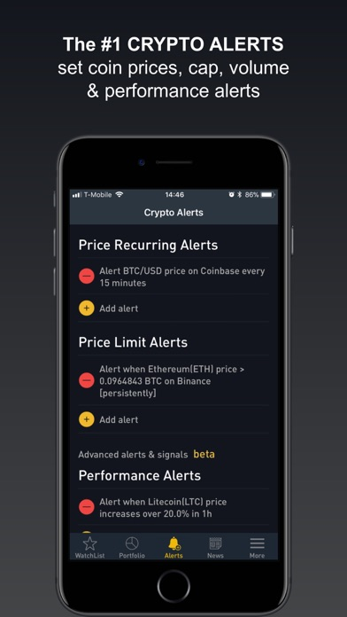 best app for cryptocurrency alerts