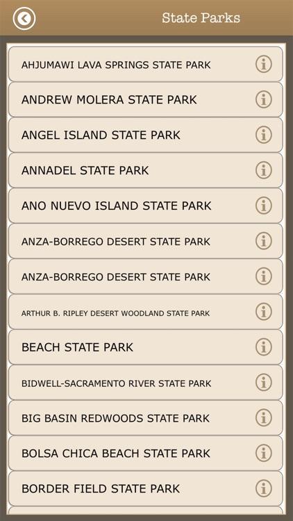 Best-California Trails & Camps screenshot-4