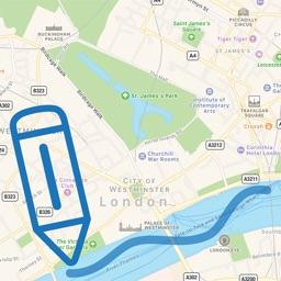 myMapNotes(Draw on map)