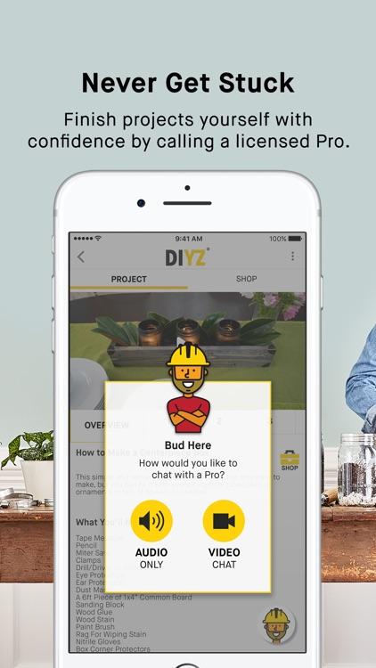 DIYZ screenshot-2