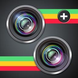Split Camera - Pic Photo Mirror Clone Effects
