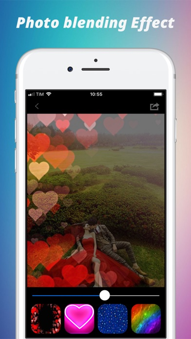 Camera Mix - Photo Blend screenshot 3