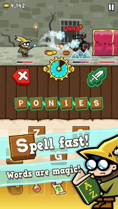 Screenshot #7 for Spellspire