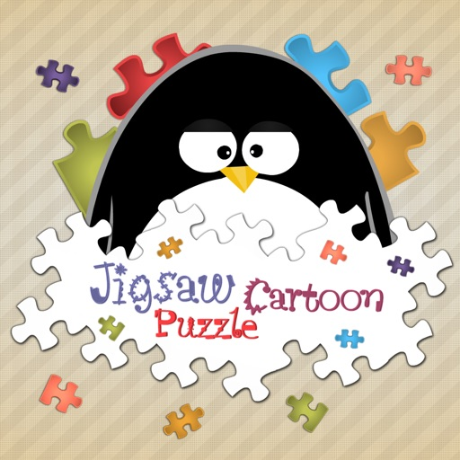 Jigsaw Puzzle Game Cartoon