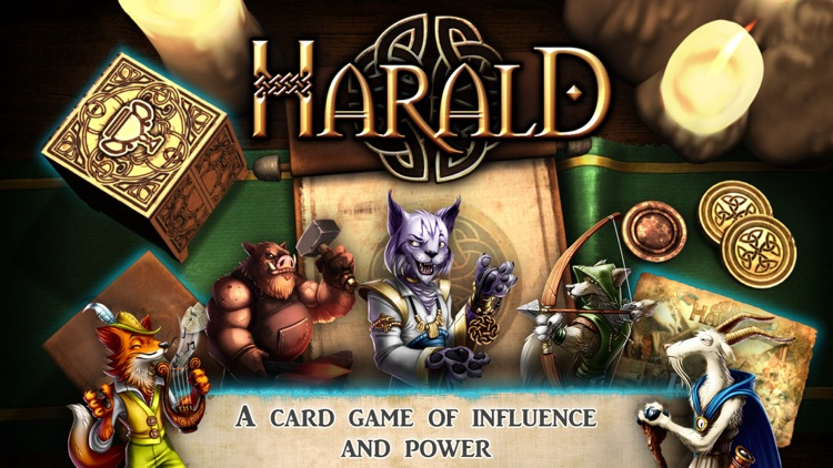 Harald: A Game of Influence screenshot-0