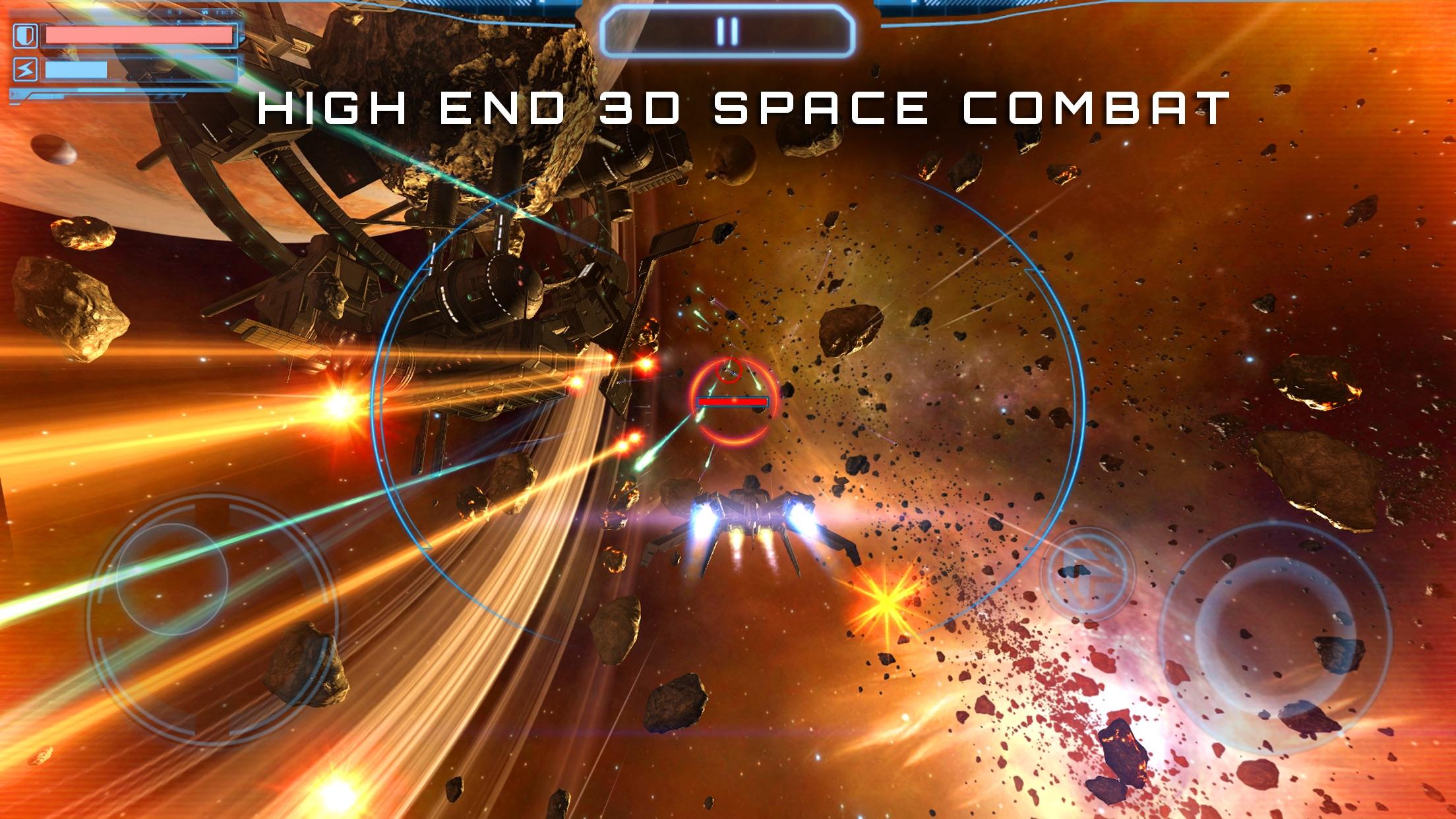 Screenshot do app Subdivision Infinity