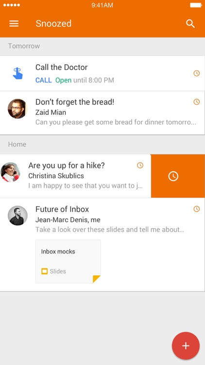 Inbox by Gmail screenshot-3