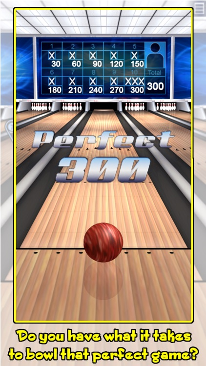 Action Bowling Classic screenshot-1