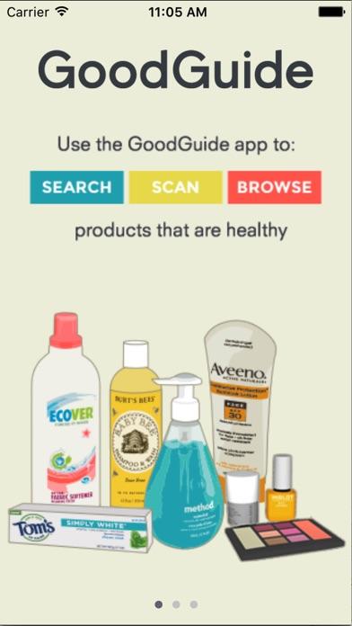 GoodGuide app image