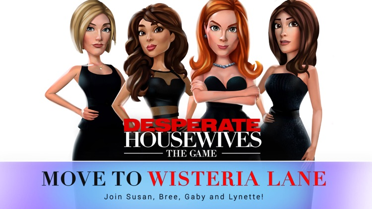 Desperate Housewives: The Game screenshot-0