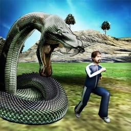 Angry Anaconda Snake Life Simulator 2017