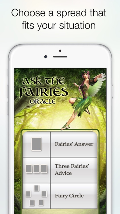 Ask the Fairies Oracle Cards screenshot-3