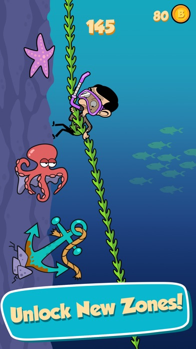Mr Bean - Risky Ropes Screenshot 2