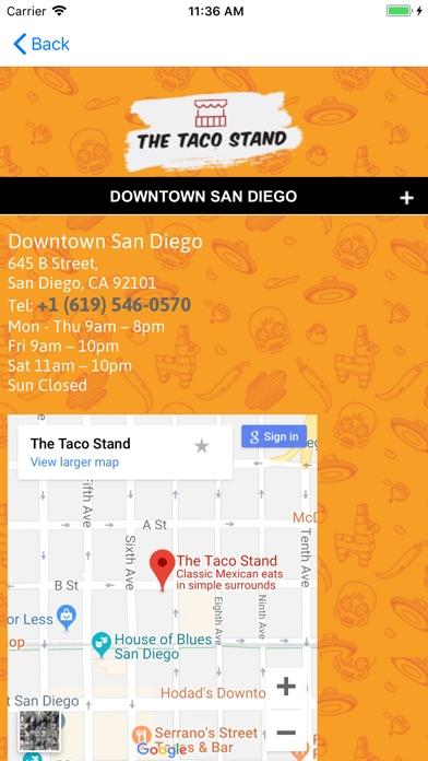 The Taco Stand Screenshot on iOS