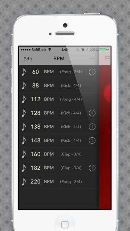 Pyxis - BPM Counter