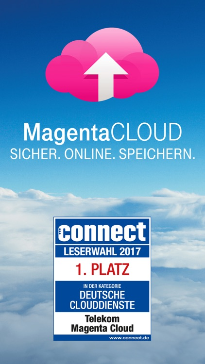 MagentaCLOUD screenshot-0