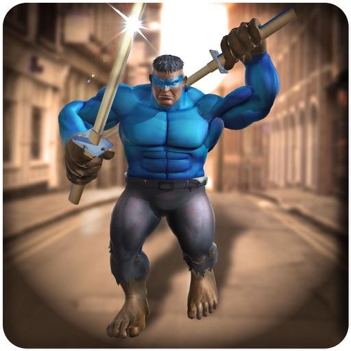 Incredible Ninja Monster - Epic Battle City