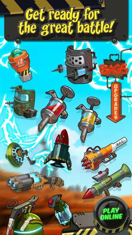 Scrap Card Wars - Future Fight screenshot-3