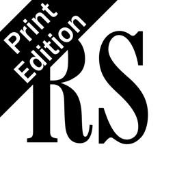 Record Searchlight Print