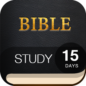 15 Day Bible Study Challenge - Offline Study Bible Reference app