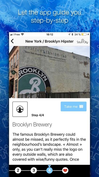 Soul.City - City Guide App
