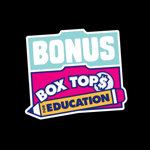 Box Tops® Bonus App – School Fundraising iOS App