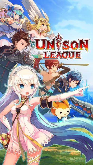 Unison League screenshot one