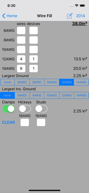 Electrical Wiring Lite on the App Store