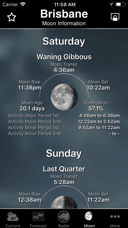 AUS Weather screenshot-3