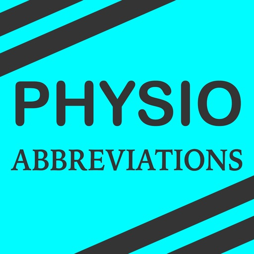 Physio Abbreviations