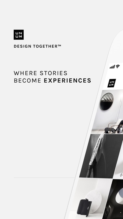 UNUM – Design Your Story screenshot-0