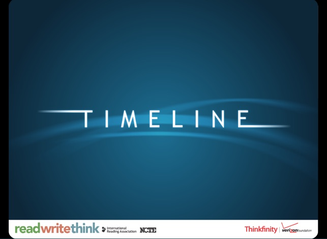 readwritethink:Timeline