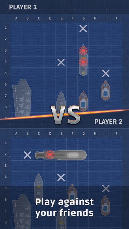 Sea Battle: Fleet battle game