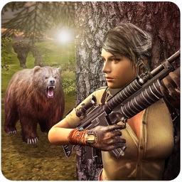 Jungle Survival Hero Escape - Wildlife Hunting