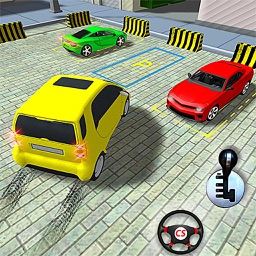 New Car Parking Drive Game