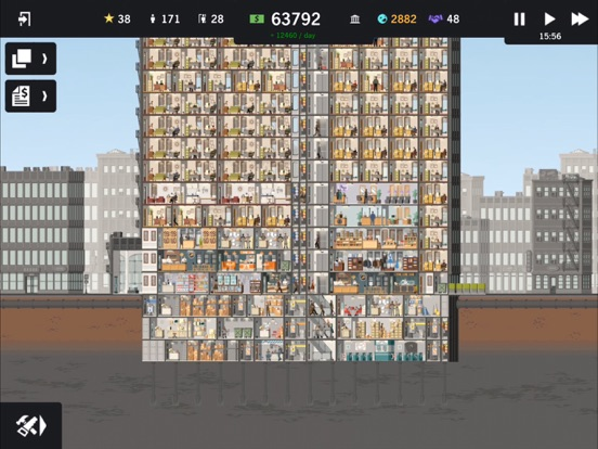 Screenshot 2 Project Highrise