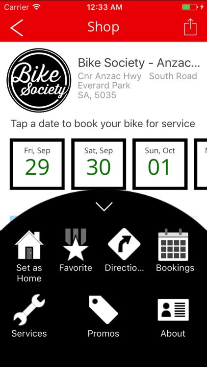 BikeSociety screenshot-3
