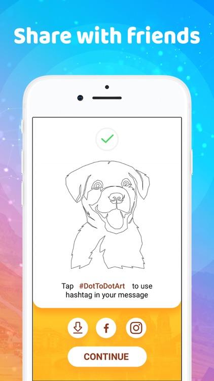 Dot to dot: Connect the dots! screenshot-4