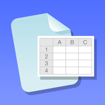 iSpreadsheet™ : Office Sheets