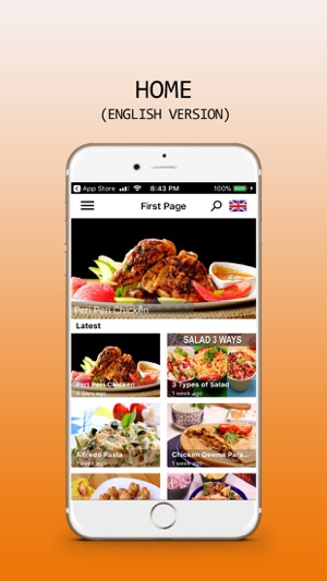 Sooperchef on the app store iphone ipad forumfinder Choice Image