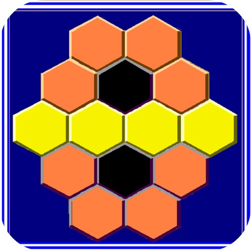 Dark Hexagon - Block icon