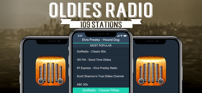 544a2d3addce Oldies Radio+ on the App Store