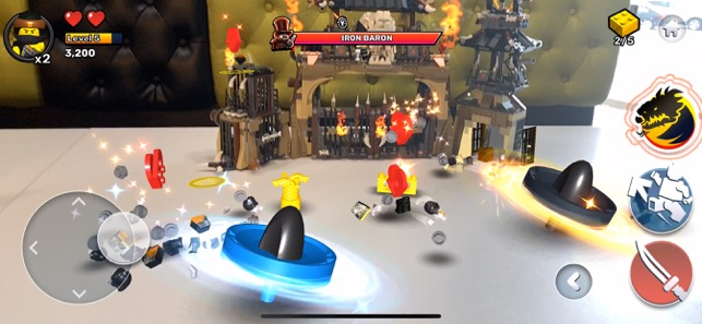 LEGO® AR Playgrounds Screenshot