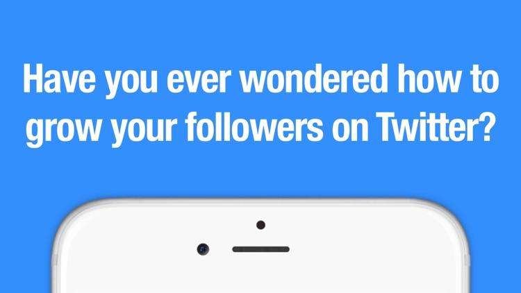 Still Follows for Twitter