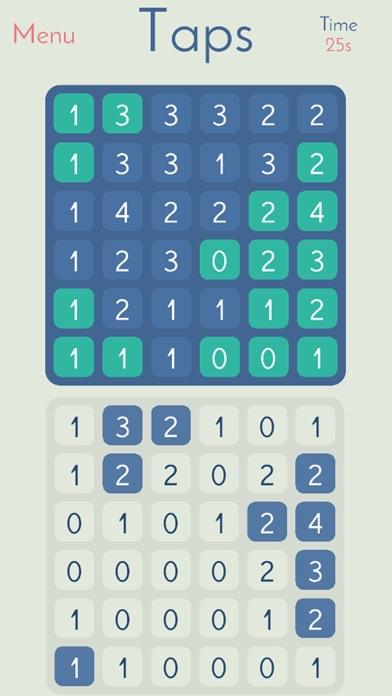 Screenshot #7 for Taps: Beautifully Simple