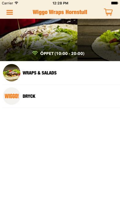 Wiggo Wraps Screenshot