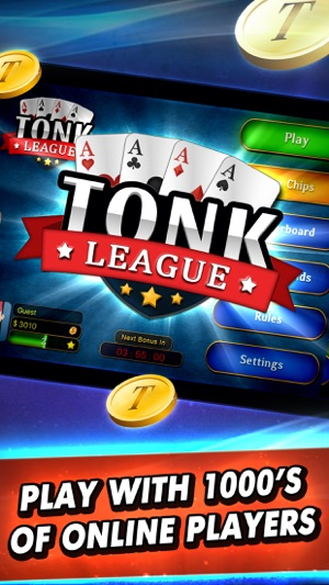 Tonk - Multiplayer Rummy Game on the App Store